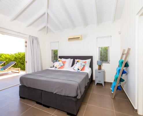 Vila Para Blou - Bonaire - Slaapkamer